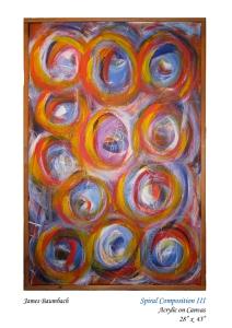 Spiral Composition 3